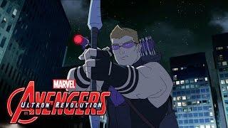 Marvel's Avengers: Ultron Revolution Season 3, Ep. 2 - Clip 1