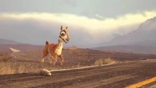 Caminandes - Llama Drama - Blender Funny Episode 01- Animated Short - Kids Tiny TV
