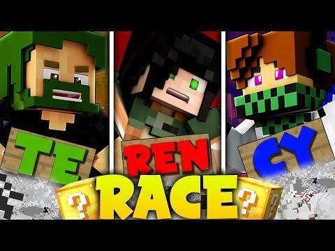 TEAR ABBIAMO PERSO EREN.. EPICO! - Minecraft TERENCY RACE