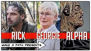 THE WALKING DEAD SEASON 9 EARLY STORY HINTS & SPECULATION!