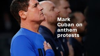 Cuban to Mavs players: Let's 'control the message' on protests