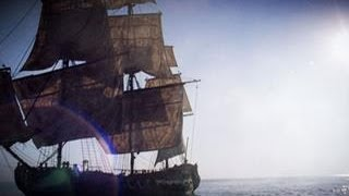 The Scariest Ship to Ever Sail the Seven Seas