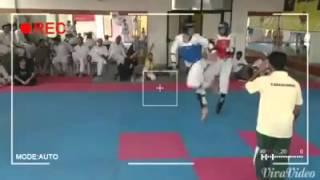 Samsur Daulatzai vs pakistannockout