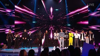 The X Factor UK 2017 Live Results Semi-Finals Night 2 Winners Finalists Announced Full Clip S14E26