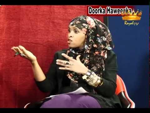 Barnamij Program Doorka Haweenka Royal TV 01 04 12