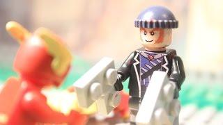 Lego Flash- Captain Boomerang
