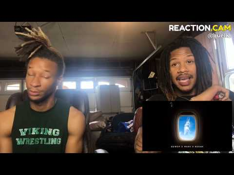 Gucci Mane // Bruno Mars // Kodak Black - Wake Up In The Sky [Official Audio] (Reaction Video)