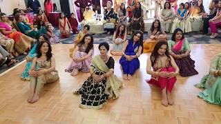 Shendi || Mehndi || Shaadi || Wedding Day Celebrations - #AmnaSaidYesToSherry