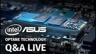 Newegg Studios Live: Intel Optane Technology Q&A