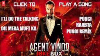 Agent Vinod Full Songs | Jukebox
