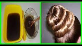 لو شعرك خفيف وعايزاه يبقي تقيل وطويل جربى الوصفة دة سهلة جدااا