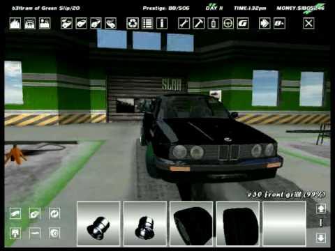BMW M3 V10 in SLRR