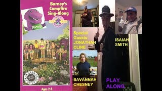 Barney's Campfire Sing Along Play Along
