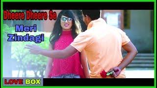 Dheere Dheere Se Meri Zindagi New Version By Swapneel Jaiswal   Heart touching song   Love Box