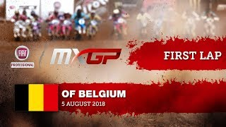 First GoPro Lap with Jago Geerts 2018 Fiat Professional MXGP of Belgium #Motocross