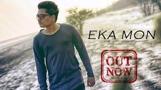EKA MON   New Bengali Music Video   Bengali Romantic Song   Rock Rulz Studio   2017   HD