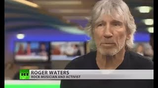 Pink Floyd's Roger Waters: US escalation around the world 'desperately dangerous'
