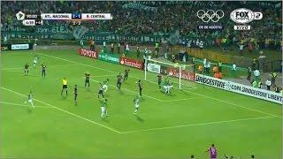 Atlético Nacional 3 - 1 Rosario Central Copa Libertadores 2016