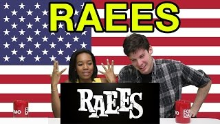 Americans React To Raees Trailer