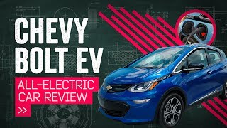 Chevy Bolt EV Review: Electric Excellence