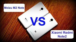 Xiaomi Redmi Note 2 vs Meizu M2 Note  - Which is the Best Budget Smartphone of 2015?