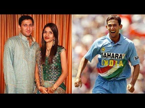 Xxx Mp4 दोस्त की बहन को दिल दे बैठे था ये इंडियन क्रिकेटर ऐसी रही लव स्टोरी Love Story Of Ajit Agarkar 3gp Sex