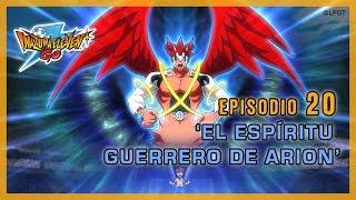 Episodio 20 Inazuma Eleven Go Castellano: «¡EL ESPÍRITU GUERRERO DE ARION!»