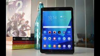 فيديو قصير يستعرض تصميم الجهاز اللوحي Galaxy Tab S4