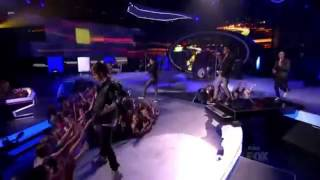 The Wanted  Glad You Came - American Idol 2012 Live Results Show 6)_(360p)