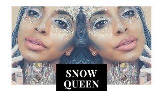 Snow Queen | Halloween Makeup Tutorial | Jumani MUA