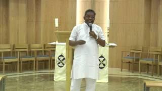 Bro.Augustine Jebakumar - Listen to the voice of God