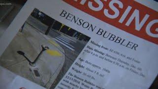 Benson Bubbler stolen from SE Portland