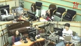 [Thai-Sub] 140821 Red Velvet @ Kiss The Radio Part 1