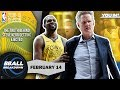 Kerr Gets Himself Ejected Once Trail Blazers Solve The Warriors