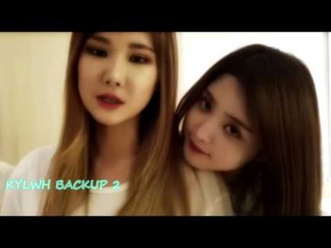 [EXID FMV] LE (Ahn Hyojin) X Jeonghwa (Tom and Jerry) moment [New]