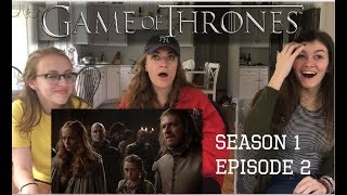 Game of Thrones - 1x2 The Kingsroad - Group Reaction