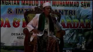 KH  Sholihin Part  1,  Acara Rajaban MDA AL-WARDAH 30 Mei 2016