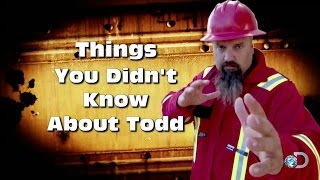 Five Things You Didn't Know About Todd Hoffman
