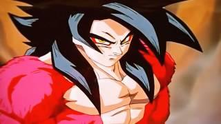 [ SSJ4 Goku vs Baby Vegeta ] Faceless