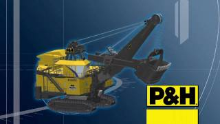 P&H Mining Equipment 4100XPC AC Mechanical Systems