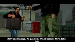 GTA 3 Mission #50 - Donald - Grand Theft Aero