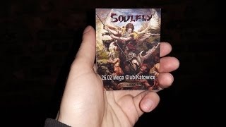 Soulfly-Live in Poland 26.02.2016