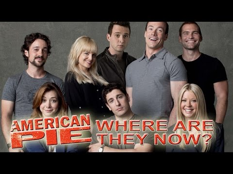 American Pie Where Are They Now