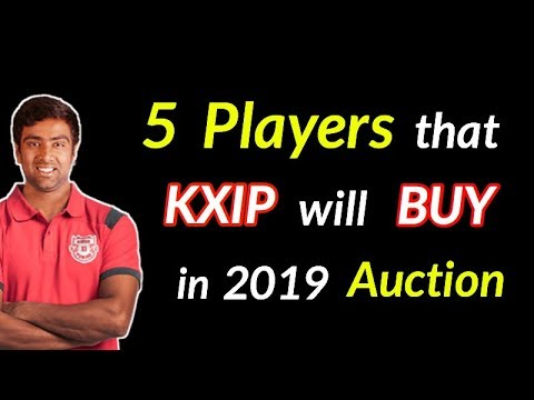 Xxx Mp4 5 Players KXIP Will TARGET To Buy In IPL 2019 Auctions Punjab Needs These 5 Players 3gp Sex