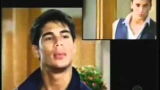 Pedro e Alice conversam na cantina   A P Rebelde Brasil   YouTube