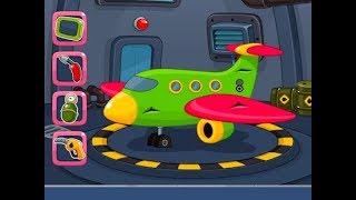 Permainan Seru Untuk Anak - Bandara Anak-anak Pesawat Terbang -