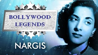 The Journey of Nargis | #ScreenLegends