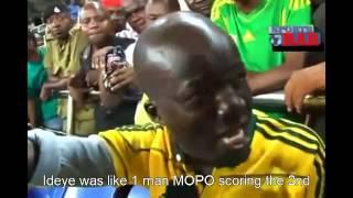 AFCON 2013: Nigeria Vs Mali(4-1) - A passionate Mali football fan cries