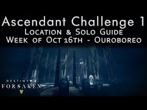 Xxx Mp4 Ascendant Challenge 1 Ouroborea Oct 16th Location Solo Guide Destiny 2 Forsaken 3gp Sex