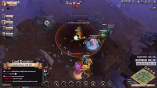 GvG - Exertion VS War Legend - Albion Online PvP